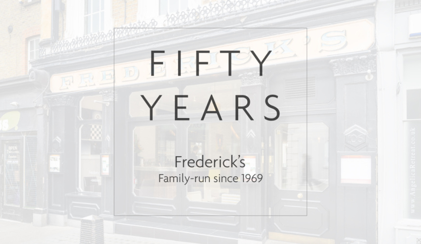 Frederick's at 50